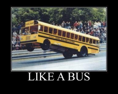 cool bus