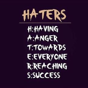 HATERS1