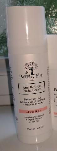 anti-redness facial cream
