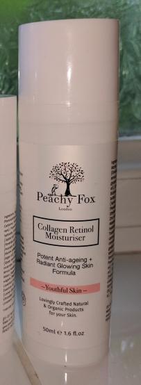 collagen retinol moisturiser