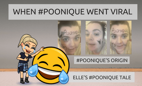 When Poonique Went Viral