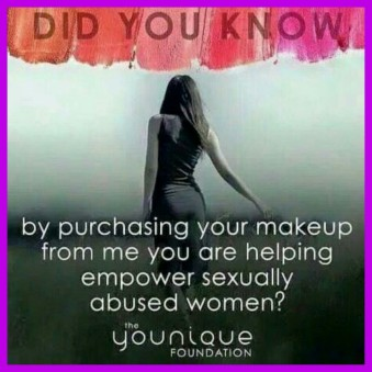 younique foundation did you know help purchase