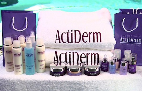 actiderm products