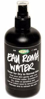 lush eau roma