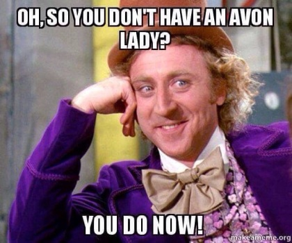 Have an Avon Lady 1