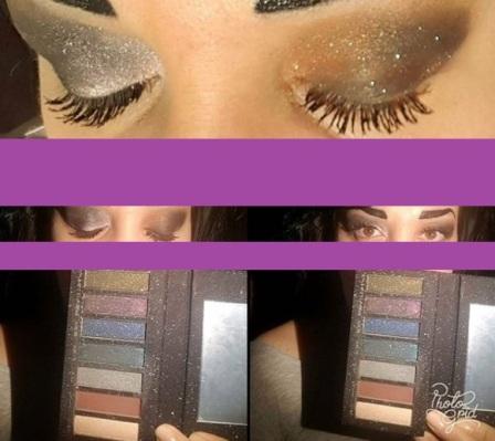 Mini Palette Eyes 6