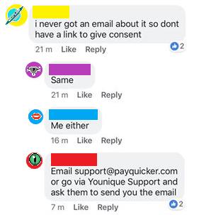 Screenshot PayQuicker Western Union Fiasco 10 EDITED