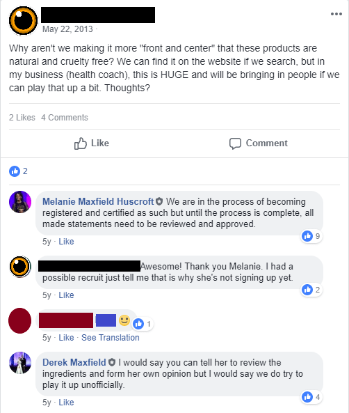 Younique Cruelty-Free Discussion Thread 2 EDITED